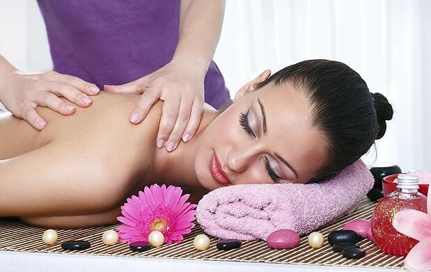 Exfoliante corporal + masaje