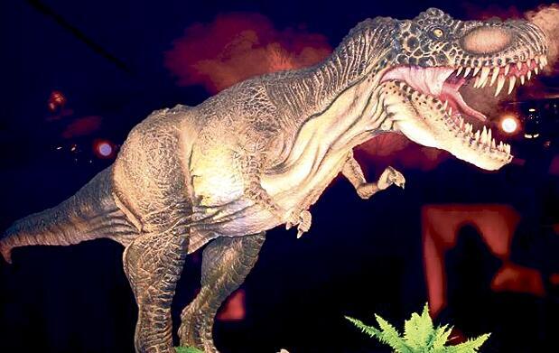 Expo Dinosaurios ¡Viaja a la Prehistoria!