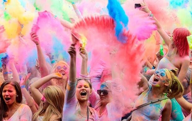 Entradas Festival of Colors Tarifa