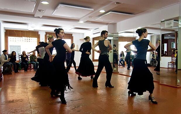 ¡Aprende a bailar bulerías y tangos!