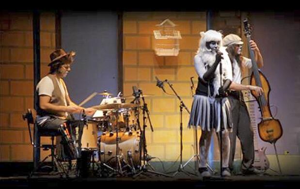 Musical infantil Los Gatos del Jazz