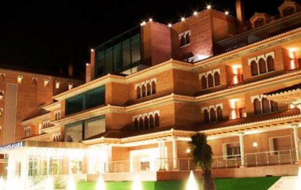 Hotel Granada Palace 4* para 2