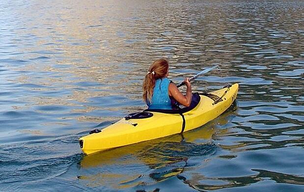 Paseo en kayak por el Guadalquivir