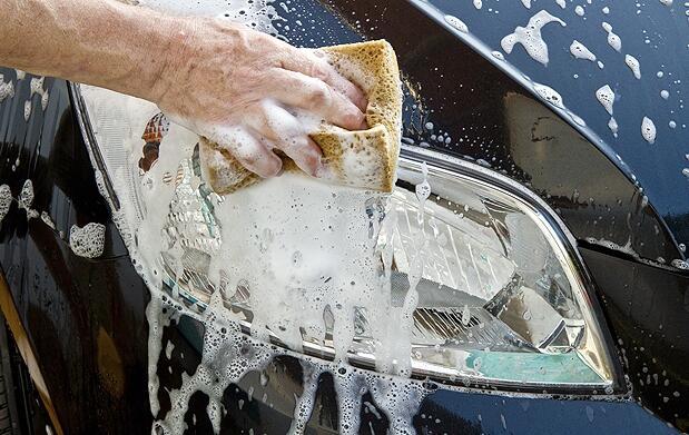 Lavado interior y exterior de vehículo