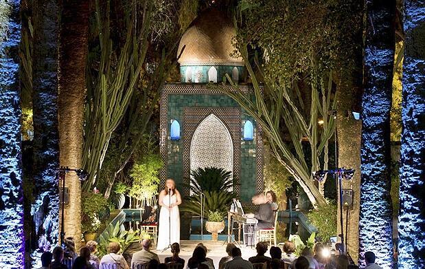 Noches musicales en Villa Luisa