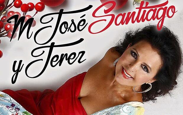 María José Santiago y Jerez cantan a la Navidad