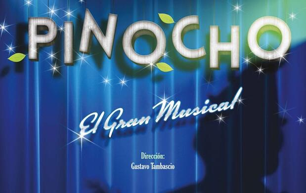 Estreno Pinocho, El Gran Musical