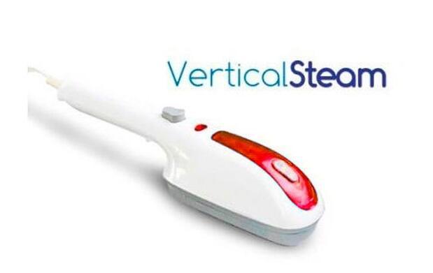 Plancha de vapor vertical Steam