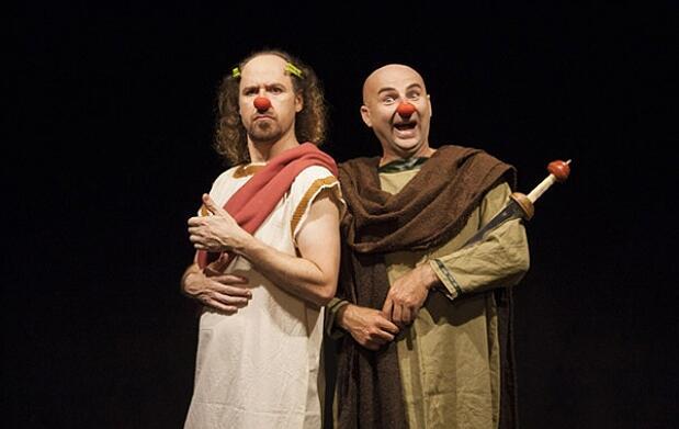 Entradas comedia Una de romanos
