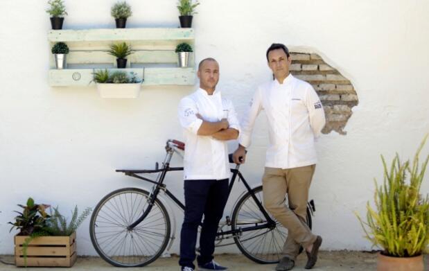 Taller de cocina y cena con los chefs de Casa Alta