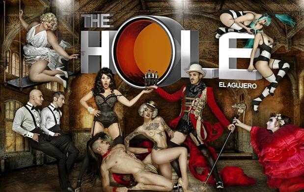 Entradas para el espectáculo 'The Hole'