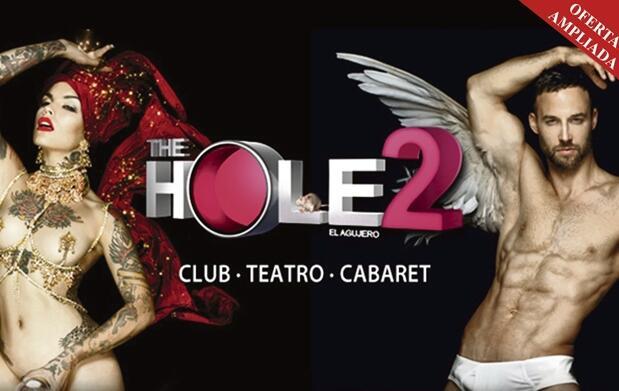Entradas The Hole 2