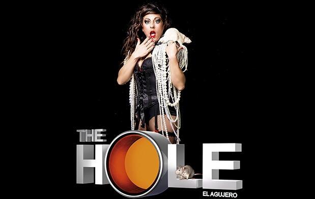 "Entradas ""The Hole"""