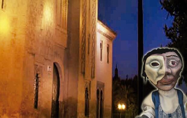Entradas títeres El Fantasma de la Ópera
