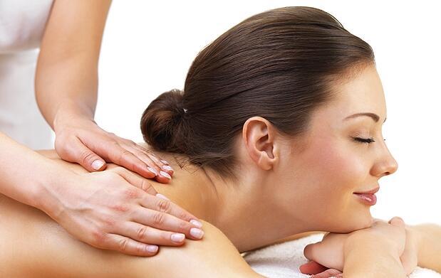 Masajes relajantes con aromaterapia