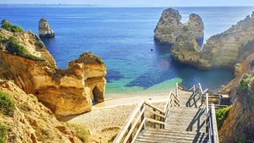 Algarve Portugués – 3 o 5 noches frente al mar