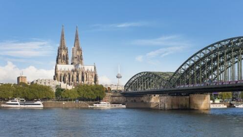 Disfruta de Colonia al mejor precio (vuelo directo, hotel 3*)