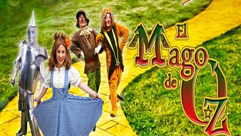 Entradas Teatro Mago de Oz Madrid