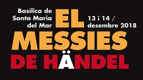 Entradas El Mesías de Haendel Barcelona