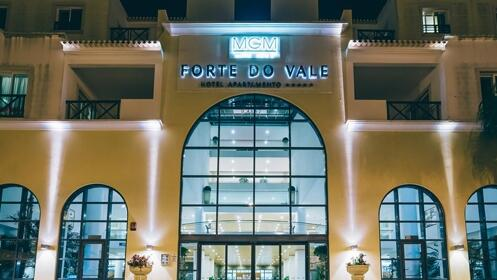 Vacaciones en Algarve 4 noches en Hotel Grand Muthu Forte Do Vale 5*