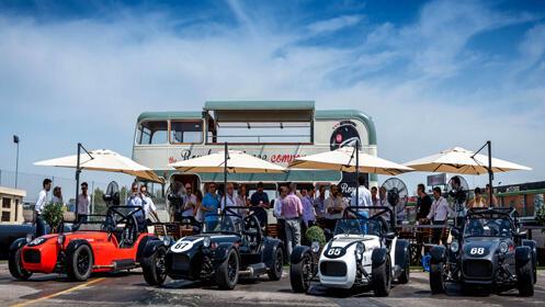Oferta Drift Vintage en el Circuito del Jarama