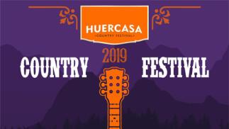Abono Huercasa Country Festival 2019