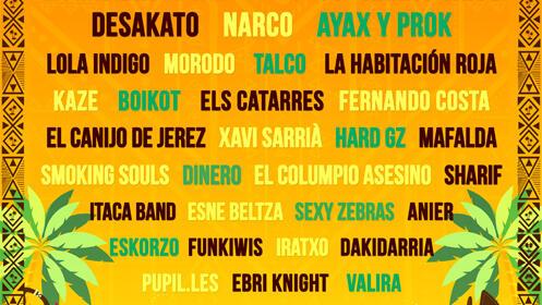 Abono Pirata Rock Festival 2019