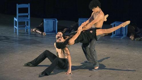 Entradas Carmen Ballet Clásico de Cuba F. Alonso
