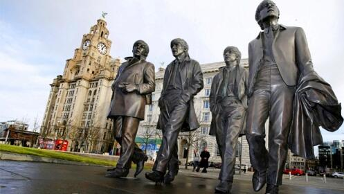 "Vive la Experiencia ""The Beatles"" en Liverpool"