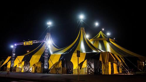 Entradas Circo Kaos Catellón