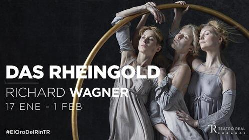 Das Rheingold en el Teatro Real + Cena