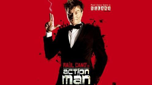 Entradas Action Man