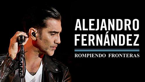 Entradas Alejandro Fernández Madrid, Murcia y Valencia