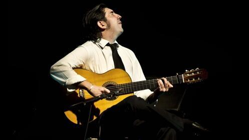 Entradas Antonio Rey (Madrid) I Festival Flamenco de Club en el Berlín