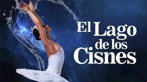 Entradas El Lago de los Cisnes (Madrid)