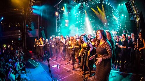 Entradas Black Light Gospel Choir Madrid