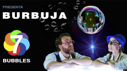 Entradas Burbuja Madrid