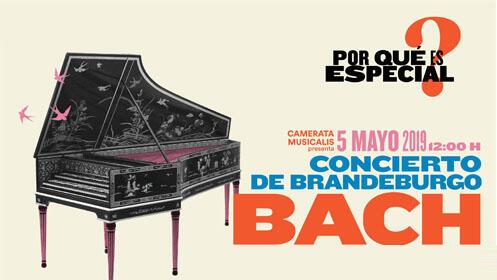 Entradas Camerata Musicalis Concierto Brandeburgo Madrid