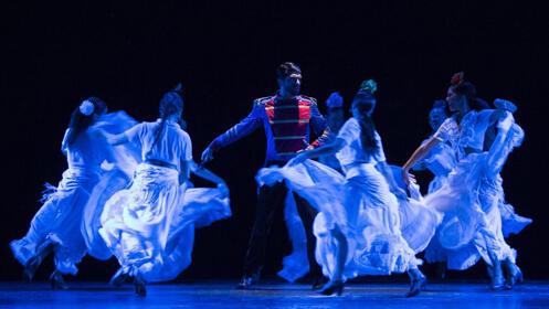 Entradas Carmen de Bizet Madrid, Ballet Flamenco