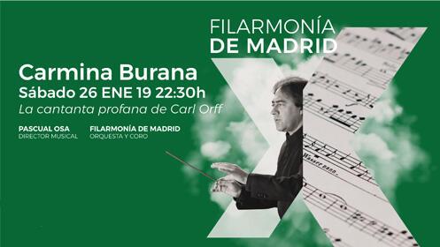 Entradas Carmina Burana Madrid