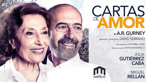 Entradas Cartas de Amor Madrid