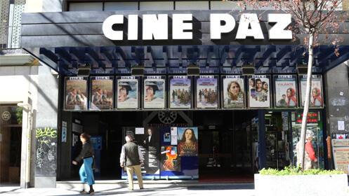 Entradas Cine Paz Madrid