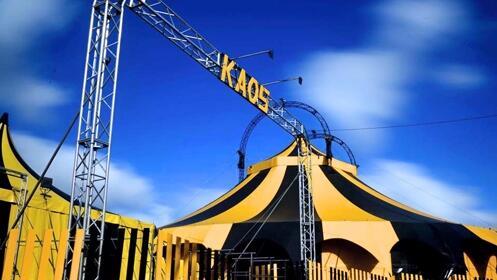 Entradas Circo Kaos en Guadalajara