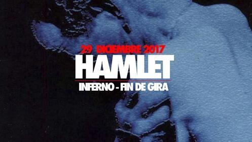 Entradas Hamlet en Madrid