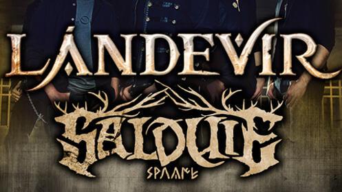 Entradas concierto Landevir + Salduie