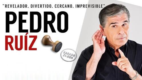 Entradas Confidencial con Pedro Ruiz (Madrid)