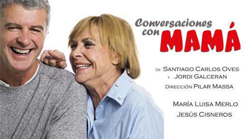 Entradas Conversaciones con Mamá Madrid