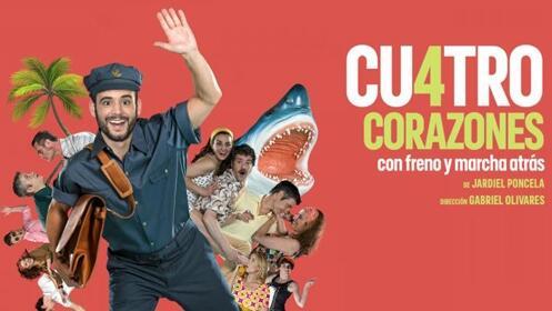 Entradas Cuatro Corazones en Madrid