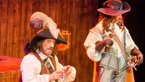 Entradas Cyrano de Bergerac en Madrid