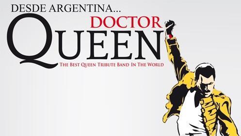 Entradas Dr Queen Madrid. Tributo a Queen